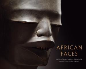 "AFRICAN FACES ""A HOMAGE TO AFRICAN MASK"""