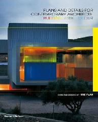"PLANS AND DETAILS FOR CONTEMPORARY ARCHITECTS ""BUILDING WITH COLOR"""