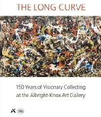 "THE LONG CURVE ""150 YEARS OF VISIONARY COLLECTING AT THE ALBRIGHT-KNOX ART GALLE"""