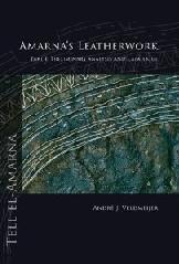 "AMARNA'S LEATHERWORK ""PT. 1: PRELIMINARY ANALYSIS AND CATALOGUE"""
