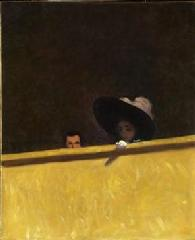 "FÉLIX VALLOTTON, LE FEU SOUS LA GLACE ""CATALOGUE"""