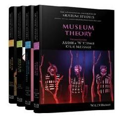 THE INTERNATIONAL HANDBOOKS OF MUSEUM STUDIES Vol.1-4