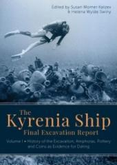 "THE KYRENIA SHIP FINAL EXCAVATION REPORT Vol.I "" HISTORY OF THE EXCAVATION, AMPHORAS, POTTERY AND COINS AS EVIDENCE FOR DATING"""