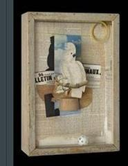 "BIRDS OF A FEATHER "" JOSEPH CORNELL'S HOMAGE TO JUAN GRIS"""