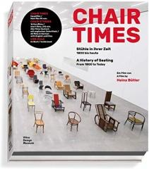 CHAIR TIMES : A HISTORY OF SETTING : FROM 1800 TO TODAY
