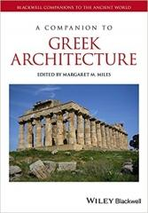 COMPANION TO GREEK ARCHITECTURE