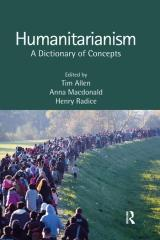 "HUMANITARIANISM ""A DICTIONARY OF CONCEPTS"""