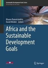 AFRICA AND THE SUSTAINABLE DEVELOPMENT GOALS