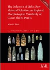 THE INFLUENCE OF LITHIC RAW MATERIAL SELECTION ON REGIONAL MORPHOLOGICAL VARIABILITY OF CLOVIS FLUTED PO