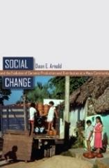 SOCIAL CHANGE & THE EVOLUTION OF CERAMIC PRODUCTION & DISTRIBUTION IN A MAYA COMMUNITY